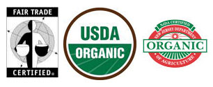 Fair-Trade Organic and Organic Origins
