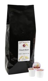 KMO 72 count SS Bag French Roast