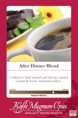 After Dinner Blend SWP Decaf Coffee