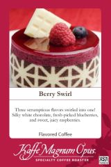 Berry Swirl Flavored Coffee