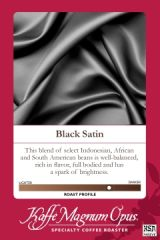 Black Satin Blend Coffee