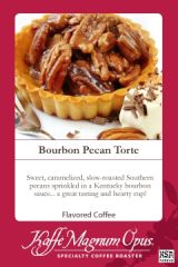 Bourbon Pecan Torte Decaf SWP Decaf Flavored Coffee