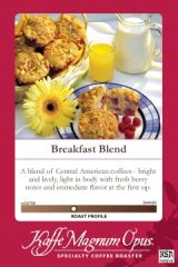 Breakfast Blend SWP Decaf Coffee