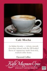Cafe Mocha Flavored Coffee