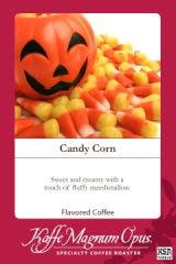 Candy Corn Flavored Coffee