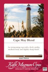 Cape May Blend Decaf Coffee