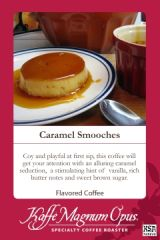 Caramel Smooches Flavored Coffee