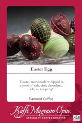 Chocolate Covered Easter Egg Flavored Coffee