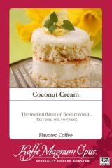 Coconut Cream SWP Decaf Flavored Coffee