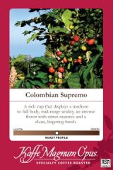 40 Pounds Colombian Supremo Coffee