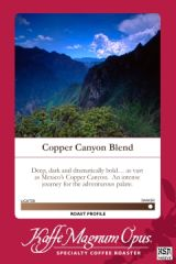 40 Pounds Copper Canyon Blend Coffee