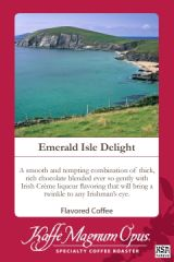 Emerald Isle Delight Decaf Flavored Coffee