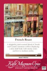 French Roast Blend SWP Decaf Coffee