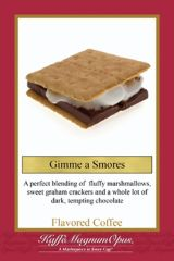 Gimme a S'mores Flavored Coffee