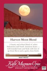 Harvest Moon Blend Decaf Coffee