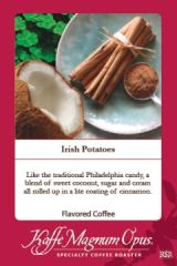 Irish Potatoes Flavored Coffee