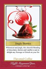 Jingle Berries Decaf Flavored Coffee