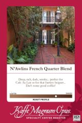 N'Awlins French Quarter Blend Coffee