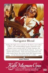 Navigator Blend SWP Decaf Coffee