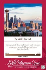 Seattle Blend Decaf Coffee