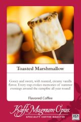 Toasted Marshmallow SWP Decaf Flavored Coffee