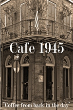 Cafe 1945 Banana Nut Bread Flavored Coffee